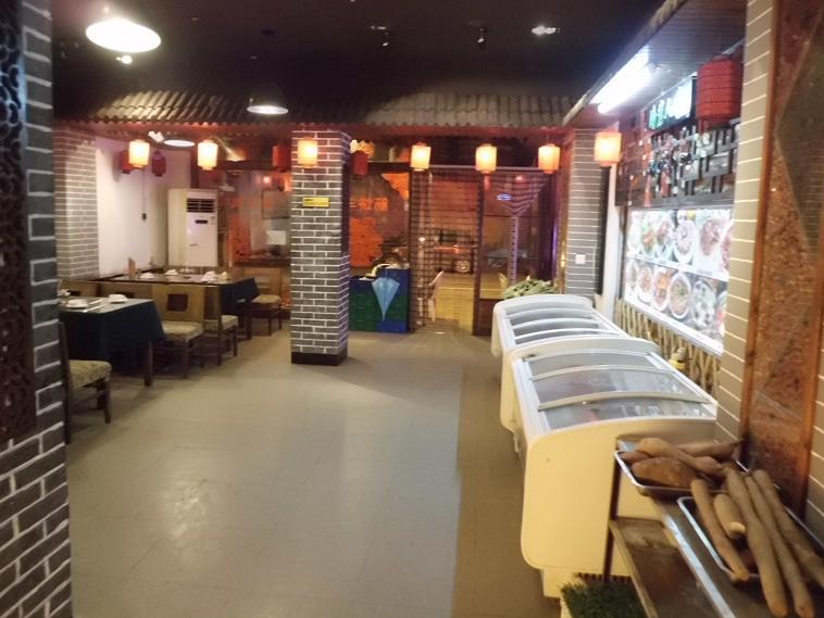 和平高档仿古装修中餐饭店烧烤店300平米出兑